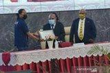 Gubernur Papua terima penghargaan atas kinerja inovatif selama pandemi COVID-19
