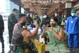 TNI AD laksanakan vaksinasi COVID-19 serentak