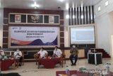Ratusan warga Dharmasraya ikuti sosialisasi peluang kerja ke luar negeri