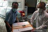 Dinkes Bantul upayakan vaksinasi COVID-19 tenaga kesehatan segera selesai