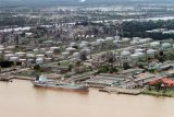 Pendangkalan alur Sungai Musi jadi persoalan sejumlah  BUMN di Sumsel