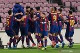 Barcelona sukses melaju ke final Copa del Rey usai comeback 3-0 lawan Sevilla