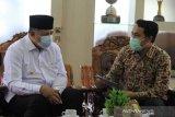 Wali Kota Solok lepas tim pemeriksaan interim BPK