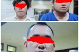 Tim Heyna Polresta Padang ringkus tiga pria penyalahguna narkoba
