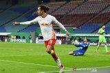 RB Leipzig dan Holstein Kiel berlanjut ke semifinal DFB Pokal