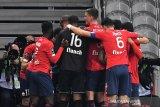 Berikut klasemen Liga Prancis: Lille jaga posisi puncak
