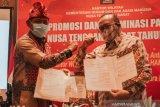 Kemenkum HAM dan Pemprov NTB menandatangani MoU perlindungan HAKI
