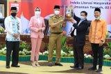 Pemerintah se-Kalteng diminta tingkatkan literasi baca masyarakat