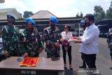 Denpom III/Siliwangi limpahkan kasus pamer mobil plat TNI palsu ke polisi