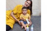 Anak Baim Wong jadi duta merek 'skincare' anak-anak