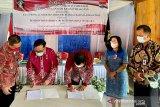 Kemenkumham Sulut- Pemkab Minahasa Tenggara MoU Kekayaan Intelektul