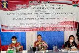 Kemenkumham Sulut-Pemkab Minahasa Tenggara sosialisasikan UU Ormas