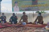 Satukan tekad wujudkan surplus produksi pangan, kata Bupati Sukamara