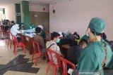 500 pedagang di Pasar Induk Pasirhayam Cianjur jalani vaksinasi tahap kedua