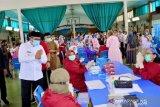 Wako Padang tinjau vaksinasi COVID-19 di Kampung Pondok