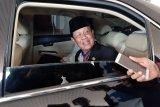 Mantan Gubernur Kepri bantah  tidak  kembalikan mobil dinas