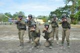 6 Polwan Brimob terbaik dikirim perkuat Operasi Nemangkawi di Papua