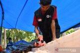 IZI siapkan 93 unit huntara bagi penyintas gempa Sulbar