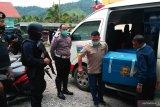 80 vial vaksin COVID-19 untuk penyuntikan tahap dua tiba di Solok Selatan