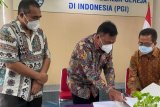 Gubernur Olly dan PGI teken MoU program pengembangan ekonomi kolaboratif