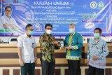 Semen Baturaja-Unila tandatangani kerja sama pengembangan industri semen