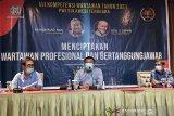53 Wartawan di Sultra dinyatakan kompeten Dewan Pers