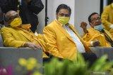Airlangga ajak seluruh kader Golkar dukung program Presiden Jokowi