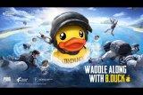 Kolaborasi unik PUBG Mobile dengan B.Duck