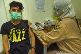 Wartawan diminta istirahat sebelum vaksinasi tahap kedua besok
