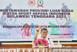 Wali Kota Kendari pimpin ISSI Sulawesi Tenggara