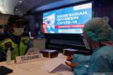 TNI AU gelar vaksinasi bagi pekerja di Bandara Soekarno-Hatta
