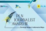PLN Journalist Award diikuti 1000 karya jurnalistik