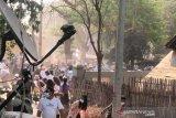 Pasukan keamanan Myanmar bunuh sembilan orang penentang kudeta