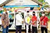 Pelayanan kesehatan masyarakat desa di Lamandau terus ditingkatkan