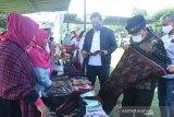 Pemkab Lombok Utara membangkitkan ekonomi dengan bazar UMKM