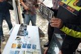 Polantas tangkap pengguna narkoba dalam mobil usai berkencan