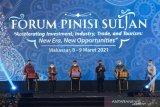 Plt Gubernur : Forum Pinisi Sultan bisa dorong ekonomi Sulsel