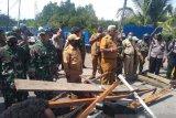 Jalan poros Kota Timika-Pomako diblokade warga sudah dibuka