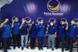 Empat eks politikus PSI dan PDIP Kota Surabaya resmi gabung ke Nasdem