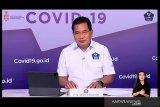 Pasien sembuh COVID-19 bertambah lebih banyak dibanding kasus positif baru