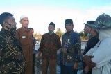 Santri Tani NU Kunjungi Tambak Udang Vaname di Dumai
