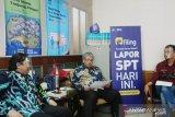 Talkshow di Kantor DJP Riau, Kakanwil ingatkan pentingnya pajak