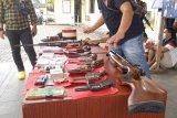 Polisi imbau masyarakat serahkan senjata api rakitan