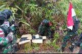 Satgas Pamtas gagalkan penyelundupan 42,9 Kg sabu asal Malaysia