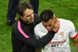 Sevilla tinggalkan Liga Champions dengan kepala tegak
