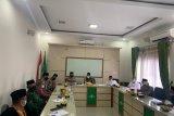 Kapolda Hendro silaturahmi ke PWNU Lampung