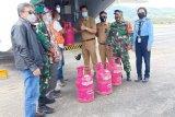 Pertamina menyalurkan elpiji ke perbatasan Kaltara