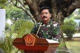 Panglima TNI tegaskan nilai perjuangan perlu diwariskan kepada generasi muda