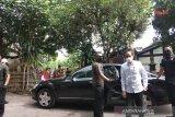 Presiden Jokowi minta seniman di DIY tetap semangat di tengah pandemi COVID-19