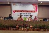 KPU Kabupaten Bantul lakukan evaluasi pelaksanaan kampanye Pilkada 2020